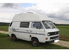 Kastenwagen Wohnmobil Gebraucht - vw t3 hochdach reimo wohnwagen mobile kastenwagen in