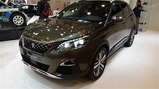 2017 Peugeot 3008 Gt Bluehdi 180 Exterior And Interior