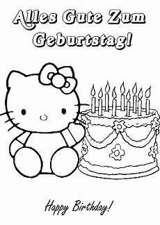 Malvorlage Geburtstag Kinder Ausmalbilder Geburtstag 7 Ausmalbilder Kinder