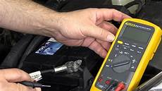 Comment Tester La Batterie D Une Voiture