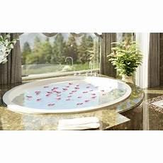 vasca da bagno rotonda sun 160 172 200 vasca da bagno rotonda