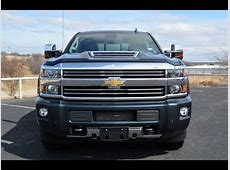NEW 2019 Chevrolet Silverado 2500 HD Crew Cab High Country