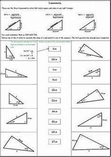 geometry trigonometry worksheets 910 free trigonometry ratio review worksheet trigonometry worksheets trigonometry angles worksheet