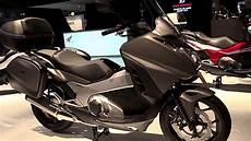 2018 Honda Integra 750 Maxi Scooter Se Special Lookaround