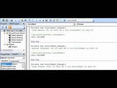 activex scroll bar event procedure in excel vba youtube
