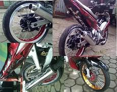 Modif Jupiter Mx 2006 by Jupiter Mx 2006 Tilan Simple Modifikasi Oto Trendz