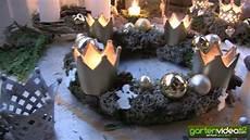 Feenhafte Adventskr 228 Nze Mit Moosen Und Flechten