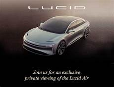 Lucid Will Give Test Rides Of Its 1 000hp Air At