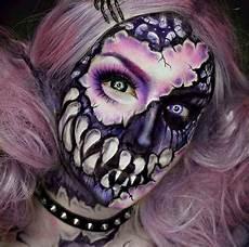 maquillage d en d 233 grad 233 de violet et pour