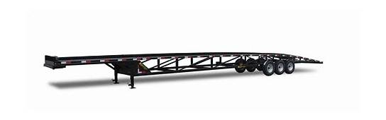 Car Wedge Trailers  Kaufman