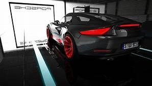 Modern Porsche 928 Rendered As 921 Vision Concept  GTspirit