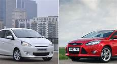 Slowest Selling Cars by The Fastest And Slowest Selling Used Cars Revealed By