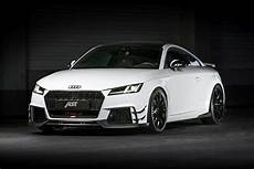 2017 Audi Tt Rs R By Abt Sportsline Review Top Speed