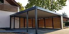 carport metall doppelcarport stahl holz kaufen abstellraum