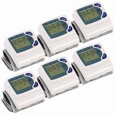 do automatic blood pressure machines read high 6pack blood pressure monitor wrist digital high blood pressure cuff heartbeat tester w 60