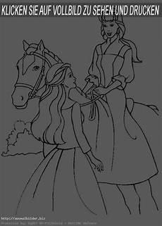 Ausmalbilder Prinzessin Mit Pferd Prinzessin 22 Ausmalbilder