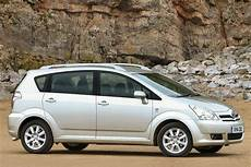 toyota corolla verso 2004 2009 used car review review