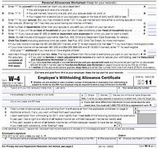 how to fill out a w 4 form goco io