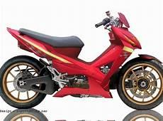 Variasi Motor Revo by Inspirasi 5 Modifikasi Motor Absolut Revo Variasi Motor