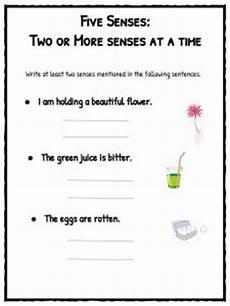 worksheets in science grade 3 sense organs 12530 five senses worksheets sensory organs lesson plan