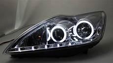 sold out sw ccfl eye scheinwerfer ford focus mk2