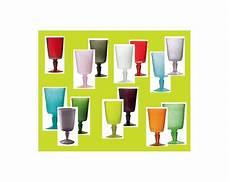 bicchieri memento nuovi colori memento glass babette ferrara