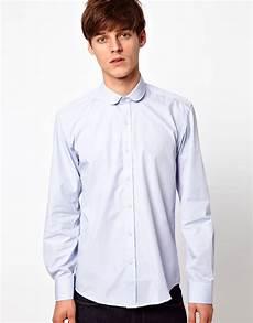 chemise col rond homme simple mais si 233 l 233 gante