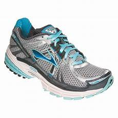 adrenaline gts 12 womens running shoes silver