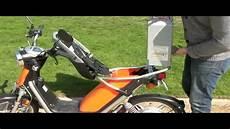 scooter electrique matra rubrique essai le scooter 233 lectrique e mo de matra