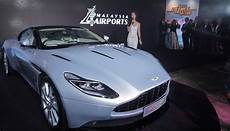 you could win an aston martin db11 in the malaysia airports annual shopping caign