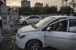 China Hastens The World Toward An Electric Car Future