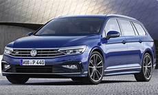 vw passat b8 variant facelift 2019 motor autozeitung de