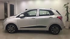 2019 New Hyundai I10 1 2l At 1 0l Mt 5 Door Silver
