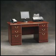 sauder home office furniture sauder heritage hill desk home furniture home office