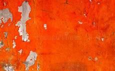 Alte Und Schmutzige Orange Farbe Gemalt Auf