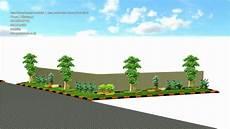 Desain Taman Pabrik