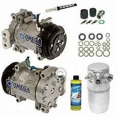 automobile air conditioning service 1996 gmc suburban 1500 on board diagnostic system chevrolet a c compressor kit fits 1996 1999 chevy suburban k1500 w rear ac ebay