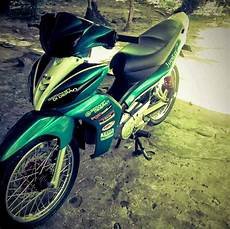 Jupiter Mx 2007 Modif Simple by Jupiter Z Modifikasi Simple Thecitycyclist