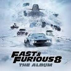 O S T Fast Furious 8 The Album 輸入盤 最新新譜情報 Buyer S