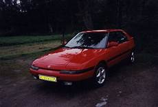 1991 Mazda 323 F Iv Bg Pictures Information And Specs