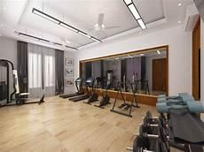 Desain Ruang Fitnes Sederhana Never Stop Design