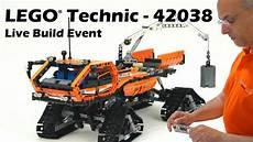 Lego Technic Build by Lego Technic 42038 Arctic Truck Live Build Event