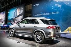 2020 mercedes amg gle 53 launches in europe at 95k