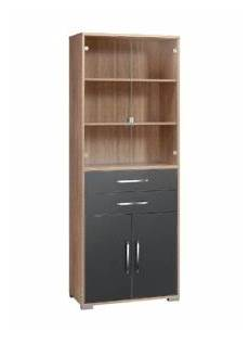 Regal Mit Türen Und Schubladen - regal mit schubladen praktisch und dekorativ hier