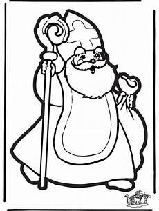 Ausmalbilder Hl Nikolaus Laubs 228 Gearbeit Sankt Nikolaus Basteln Laubs 228 Ge