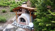 pizza oven my and i made diy