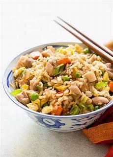 chicken fried rice recipe simplyrecipes com