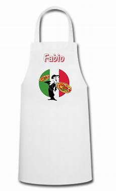 tablier de cuisine homme personnalisé tablier de cuisine pizza pizzaiolo personnalis 233 avec