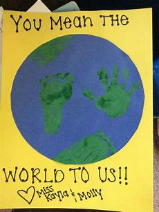 by tisha baker earth day toddler art daycare