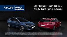 hyundai i30 tv spot 2017